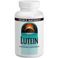 Лютеин, 20 мг, 60 капсул - фото