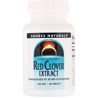 Source Naturals, Honigblumen Extrakt, 500 mg, 60 Tabletten
