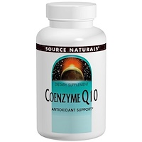 Коэнзим Q10, 200 мг, 60 капсул - фото