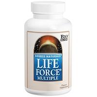 Мультивитамины Life Force, 120 капсул - фото