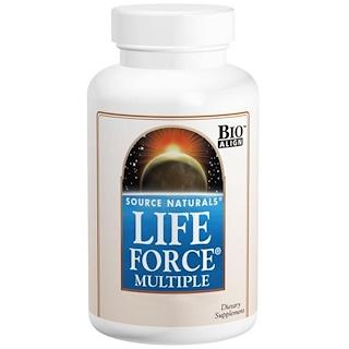 Source Naturals, Force vitale multiple, 120 Gélules