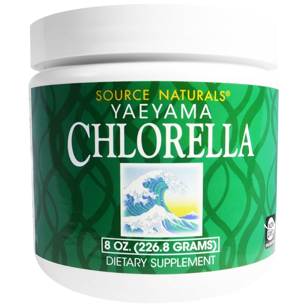 Source Naturals, Chlorella Yaeyama, 8 oz (226,8 g)