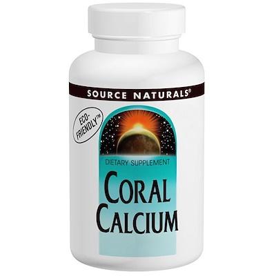 Коралловый кальций, 600 мг, 120 таблеток