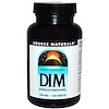 Source Naturals, DIM, (Diindolylmethane), 100 mg, 120 Tablets