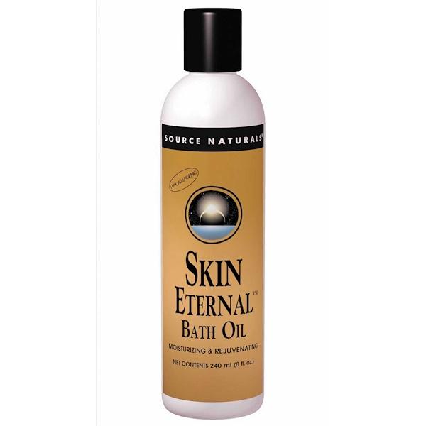 Source Naturals, Skin Eternal Bath Oil, 8 fl oz (240 ml) (Discontinued Item)