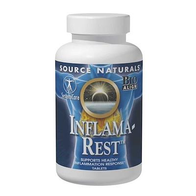 Пищевая добавка Inflama-Rest, 60 таблеток добавка пищевая doppelherz доппельгерц бьюти анти акне комплекс для чистой и здоровой кожи 30 таблеток