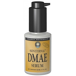 Source Naturals, Skin Eternal DMAE Serum, 1.7 fl oz (50 ml)