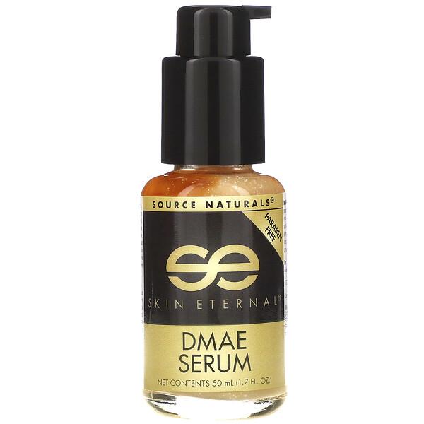 Source Naturals, Skin Eternal DMAE Serum, 1.7 fl oz (50 ml)