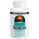 Отзывы о Source Naturals, Бромелаин, 2 000 GDU/г, 500 мг, 60 капсул