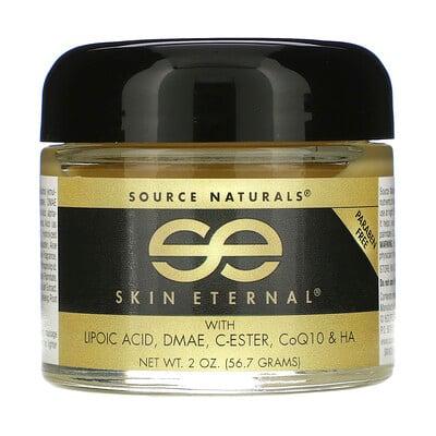 Купить Source Naturals Skin Eternal, крем, 56, 7г (2унции)
