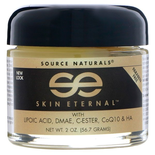 Source Naturals, Skin Eternal 크림, 2 oz(56.7 g)