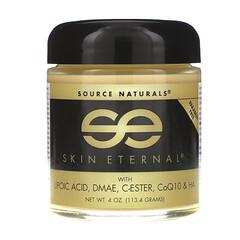Source Naturals, Skin Eternal 晚霜,4 盎司(113.4 克)