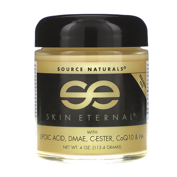 Skin Eternal Cream, 4 унции (113,4 г)