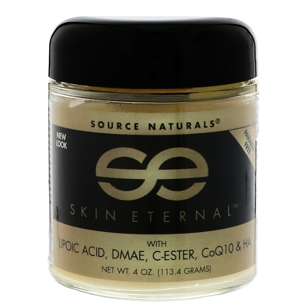 Skin Eternal Cream, 4 oz (113.4 g)