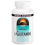 Отзывы о Source Naturals, L-глутамин, 500 мг, 100 капсул