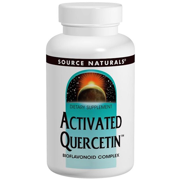 Activated Quercetin, 200 Capsules