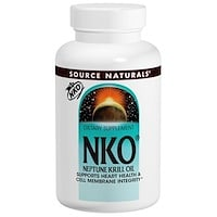 NKO, масло криля, 500 мг, 60 капсул - фото