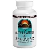 Ацетил L-карнитин Source Naturals отзывы