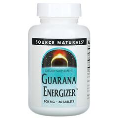 Source Naturals, 瓜拿納活力營養片,900 毫克,60 片裝