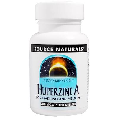 Купить Гуперзин А, 200 мкг, 120 таблеток