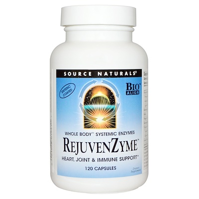 RejuvenZyme, 120 капсул zma trec nutrition original 120 капсул