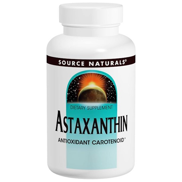 Source Naturals, Astaxanthin, 2 mg, 30 Softgels