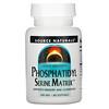 Source Naturals, Phosphatidyl Serine Matrix, 500 mg, 60 Softgels