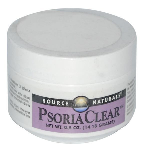 Source Naturals, Psoria Clear, 0.5 oz (14.18 g) (Discontinued Item)