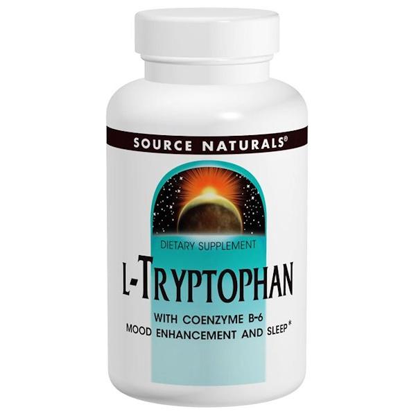 Source Naturals, L-Tryptophan, 1.77 oz (50 g) (Discontinued Item)