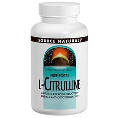 Source Naturals, L-Citrulline, 500 mg, 120 Capsules