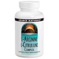 Комплекс L-аргинина L-цитруллина, 1000 мг, 240 таблеток - фото