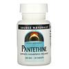 Source Naturals, Pantethine, 300 mg, 30 Tablets