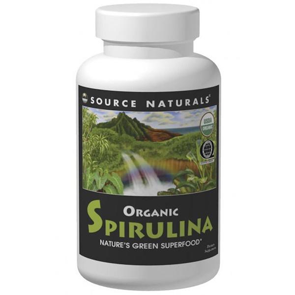 Source Naturals, Organic Spirulina, 8 oz (226.7 g) (Discontinued Item)
