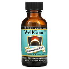 Source Naturals, WellGuard,0.88 盎司(25 克)