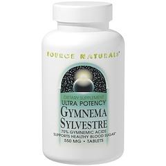 Source Naturals, Ultra Potency Gymnema Sylvestre, 550 mg, 120 Tablets