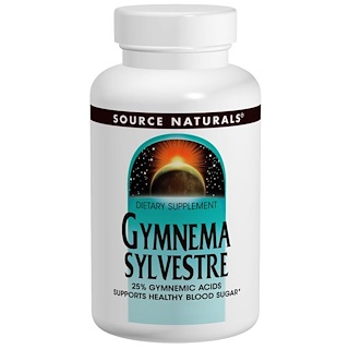 Source Naturals, Gymnema Sylvestre, 450 mg, 120 Tablets