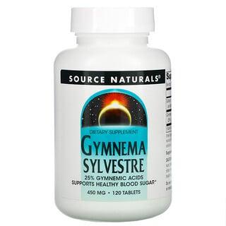 Source Naturals, Gymnema Sylvestre, 450 mg, 120 Tablets