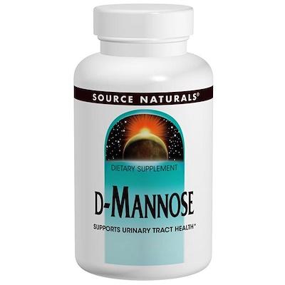 Купить D-манноза, 500 мг, 120 капсул