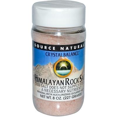 Купить Гималайская каменная соль, 8 унций (227 г)