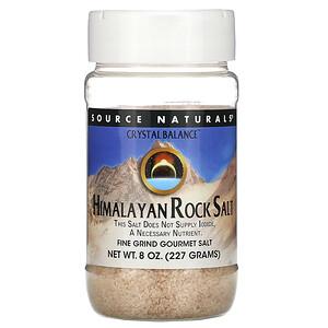 Сорс Начэралс, Himalayan Rock Salt, 8 oz (227 g) отзывы