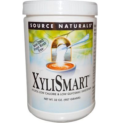 Купить Source Naturals XyliSmart, 32 унции (907 г)