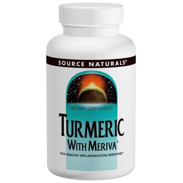 Source Naturals, Meriva Turmeric Complex, 500 mg, 30 Tablets
