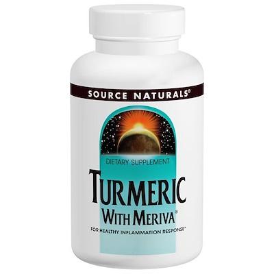 Комплекс с куркумой Meriva, 500 мг, 120 таблеток комплекс био рутина 500 мг 500 мг 90 таблеток