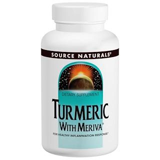 Source Naturals, Meriva Turmeric Complex, 500 mg, 120 Tablets