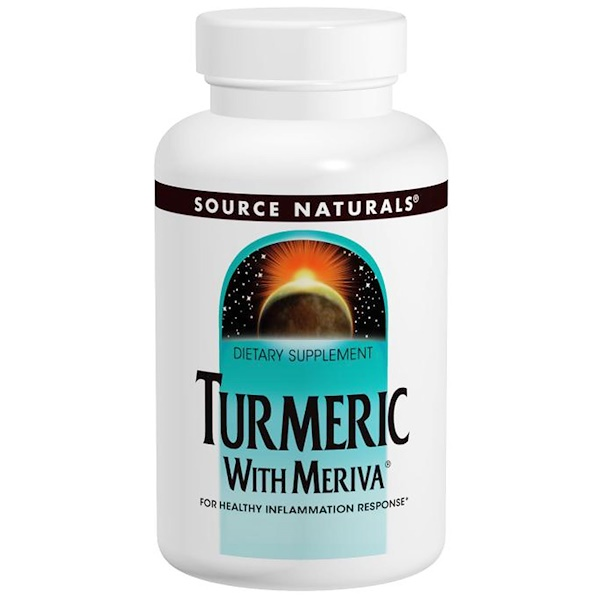 Source Naturals, Meriva ウコン コンプレックス、 500 mg、 30カプセル (Discontinued Item)