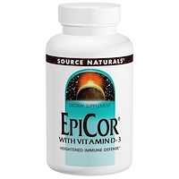 EpiCor с Витамином D3 30 капсул - фото
