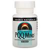 Source Naturals, PQQ Mind, 60 Tablets