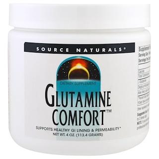 Source Naturals, Глютаминовый комфорт, 4 унц. (113,4 г)