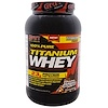 SAN Nutrition, 100% Pure Titanium Whey, Chocolate Rocky Road, 2 lbs (907.2 g)