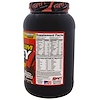 SAN Nutrition, 100%ピュアチタニウムホエイ、チョコレートロッキーロード、32オンス (907.2 g)